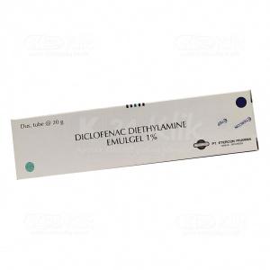 JUAL DICLOFENAC DIETHYLAMINE NOVELL 1% GEL 20G