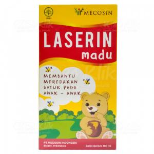 Apotek Online - LASERIN MADU SYR 100ML