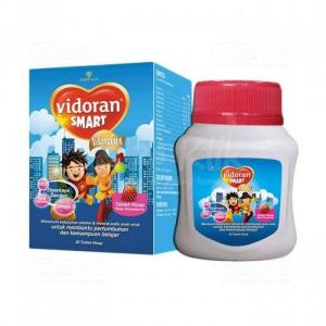 Apotek Online - VIDORAN SMART STRAW TAB 30S BTL