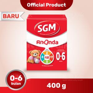 JUAL SGM ANANDA 0-6BLN 400G BOX