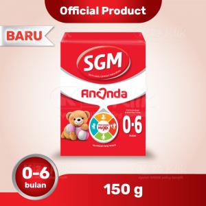 JUAL SGM ANANDA 0-6BLN 150G BOX