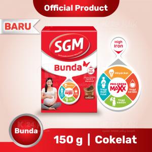 Apotek Online - SGM BUNDA HAMIL COKLAT POWDER 150G