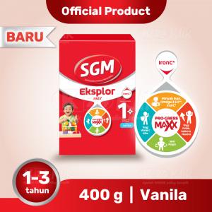 JUAL SGM EKSPLOR 1+ VANILA POWDER 400G