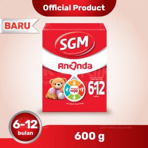 JUAL SGM ANANDA 6-12BLN 600G BOX
