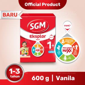 Apotek Online - SGM EKSPLOR 1 PLUS VANILA 600G