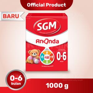 JUAL SGM ANANDA 0-6BLN 1000G BOX