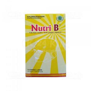 JUAL NUTRI B CAP 30S