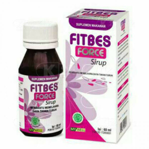 JUAL FITBES FORCE SYR 60ML