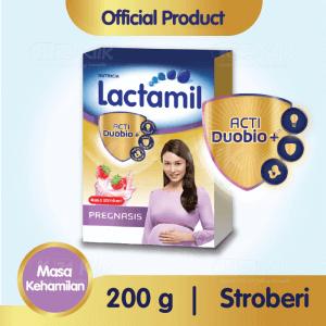 JUAL LACTAMIL PREGNASIS STRAWBERRY 200G