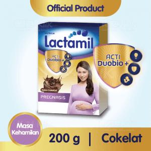 JUAL LACTAMIL PREGNASIS COKLAT 200G