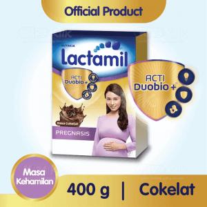 JUAL LACTAMIL PREGNASIS COKLAT 400G