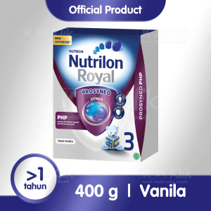 Apotek Online - NUTRILON 3 ROYAL PROSYNEO PHP VANILA 400G BOX