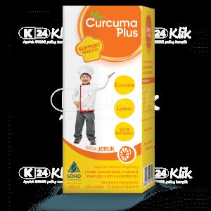 JUAL CURCUMA PLUS SYR 60ML