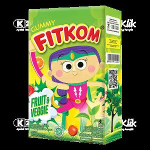 Apotek Online - FITKOM GUMMY FRUIT AND VEGGIE