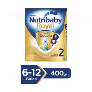 Apotek Online - NUTRIBABY 2 ROYAL BOX 400G