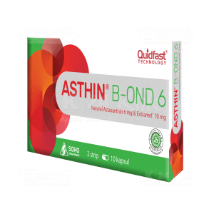JUAL ASTHIN B-OND 6MG (1 Dos isi 2 Strip @10 Tablet)