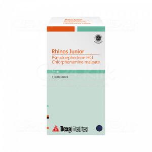 JUAL RHINOS JUNIOR SYR 60ML