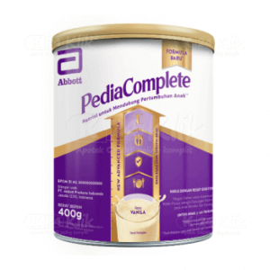 Apotek Online - PEDIACOMPLETE VANILA 400G