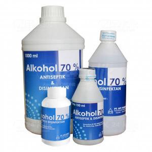 JUAL AFI ALKOHOL 70% 100ML