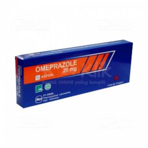 Apotek Online - OMEPRAZOLE IFARS 20MG CAP 30S