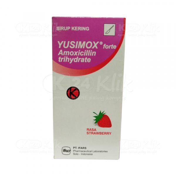 Manfaat Obat Yusimox Amoxicillin 500 Mg